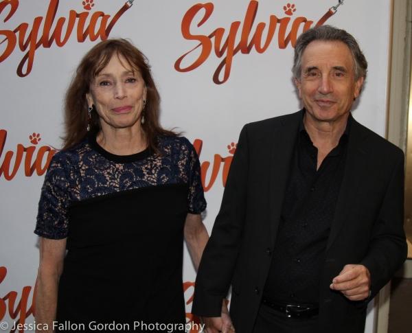 Susan Pilarre and Chip Zien