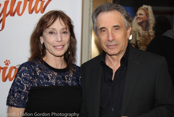 Susan Pilarre and Chip Zien