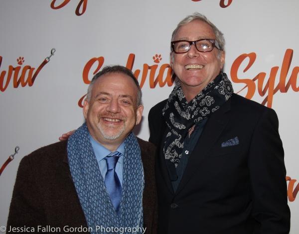 Marc Shaiman and Scott Whitman Photo