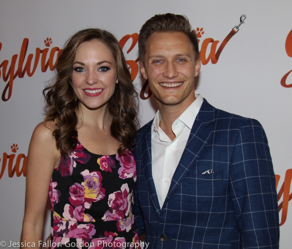 Laura Osnes and Nathan Johnson