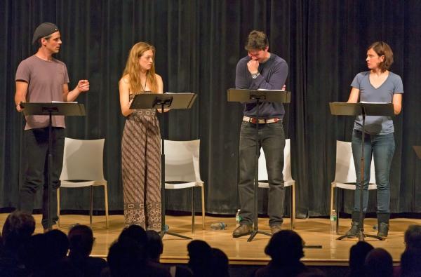 Eddie Cahill, Marin Ireland, Jake Silbermann, Hannah Cabell