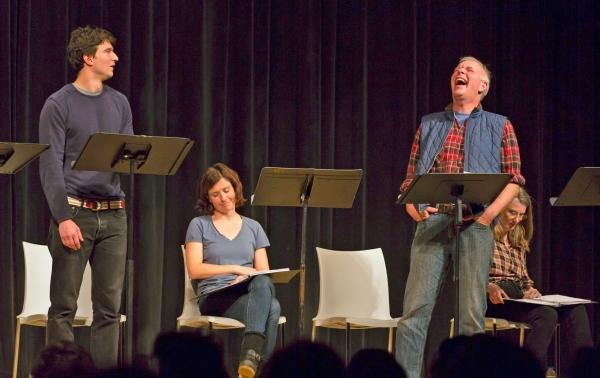 Jake Silbermann, Hannah Cabell, Ken Marks, Annette O''Toole Photo