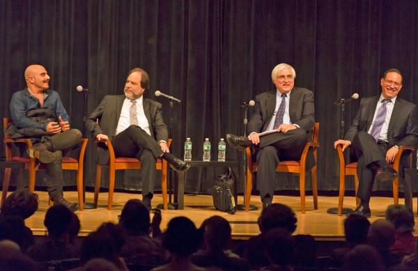 Ralph Sevush, Bruce Johnson, Howard Sherman,  Photo