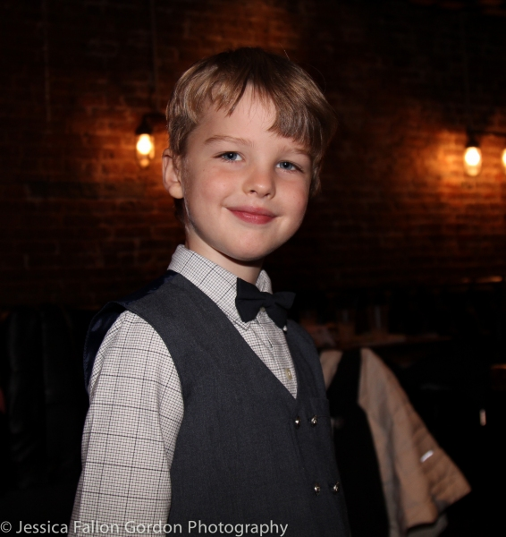 Photo Coverage: Broadway Kids Unite for Launch of KIDS' NIGHT ON BROADWAY!