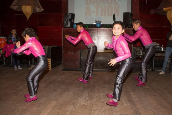 Photo Flash: R.Evolucion Latina's DANCE-A-THON Raises Over $26K with Help from ON YOUR FEET!