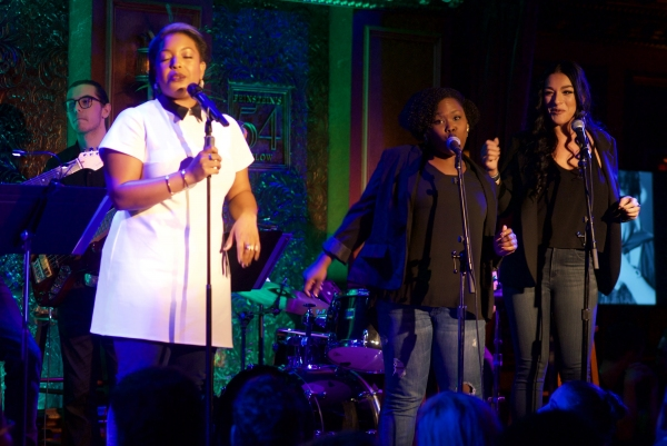 Photo Flash: ALADDIN's Kathryn Allison Brings SIRENS, SONGS, AND MUSES to Feinstein's/54 Below