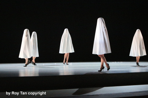 Photo Flash: First Look at Sadler's Well's HUSSEIN CHALAYAN