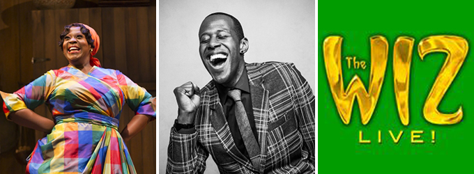 Breaking News: Y'all Got It! Capathia Jenkins, Marcus Paul James and More Broadway Vets Join THE WIZ LIVE! - Full Cast Announced!