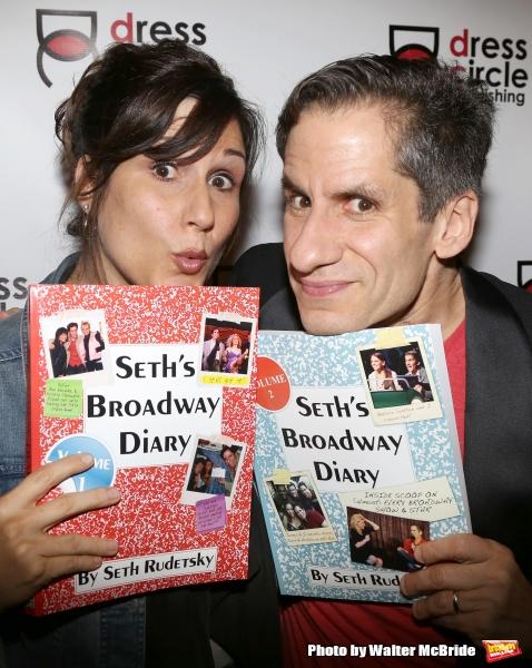 Stephanie J. Block and Seth Rudetsky