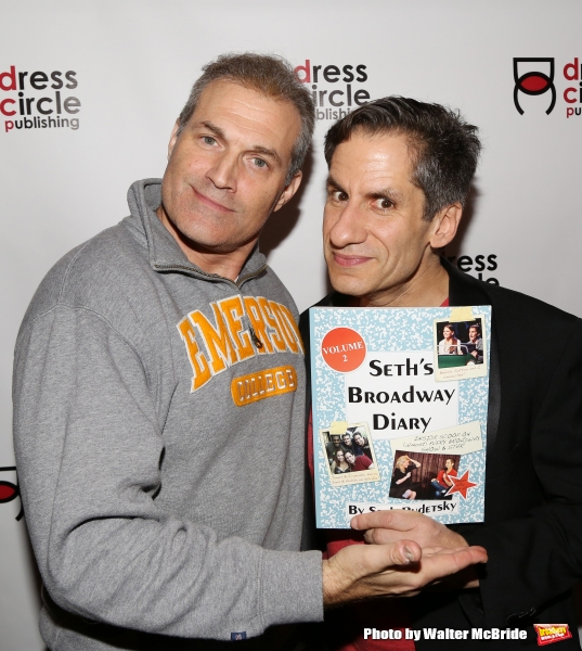 Marc Kudisch and Seth Rudetsky