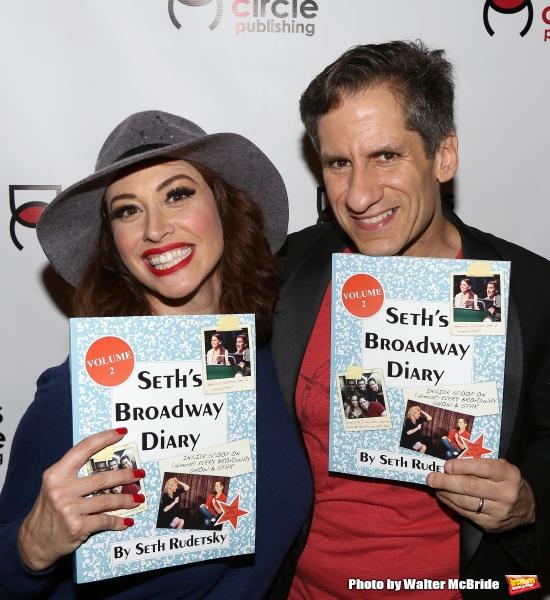Lesli Margherita and Seth Rudetsky