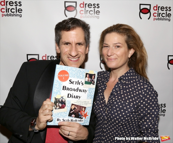 Seth Rudetsky and Ana Gasteyer