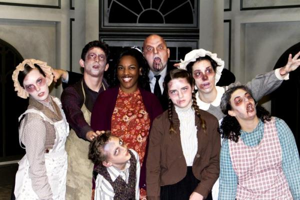 BWW Review: Romance is Reborn at THE IMPORTANCE OF BEING EARNEST WITH ZOMBIES