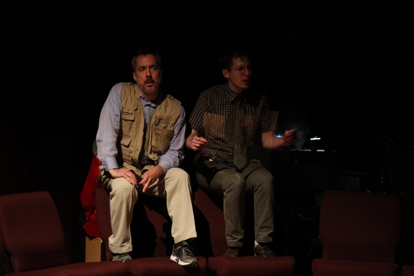 BWW Review: WHO'S YOUR BAGHDADDY? is Exceptionally Executed Intellectual Comedy