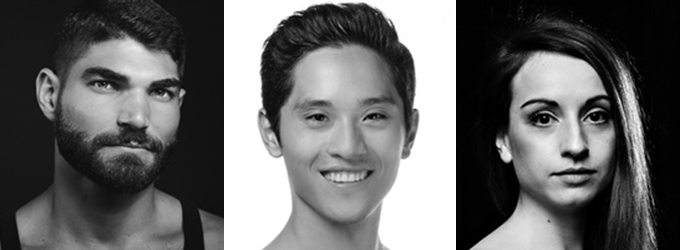 Christian Denice, Jeffrey Cirio and Mariana Oliveira Top Joffrey Ballet's 2016 Winning Works Competition