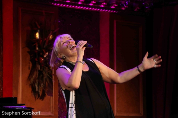 Photo Coverage: Barb Jungr & John McDaniel Sing The Beatles at Feinstein's/54 Below