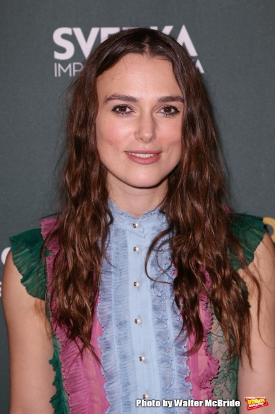 Photo Coverage: Keira Knightley & THERESE RAQUIN Company Celebrate Opening Night!