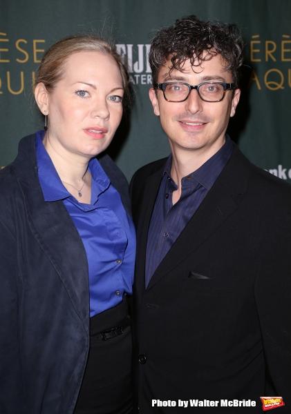 Mimi Bilinski and Beowulf Boritt