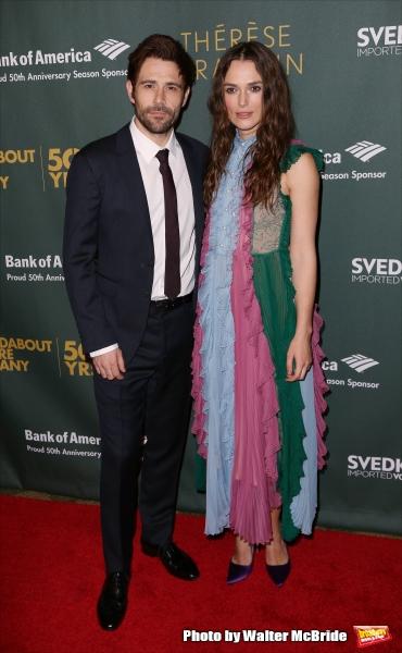 Matt Ryan and Keira Knightley