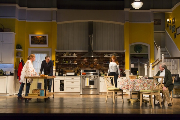 Photo Flash: First Look at Johanna Day and More in Winnie Holzman's CHOICE at Huntington