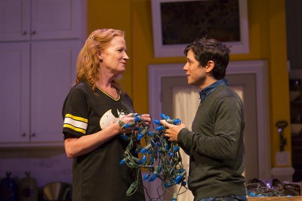 Johanna Day as Zippy and Raviv Ullman as Hunter