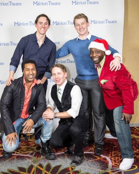 Photos: ELF Celebrates Opening Night at The Marriott Theatre