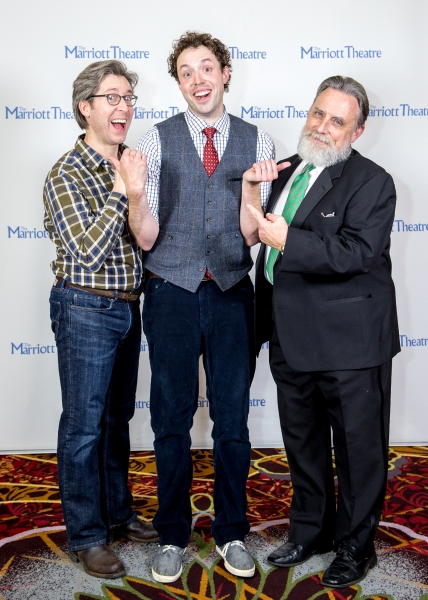 George Keating, Alex Goodrich and Roger Mueller