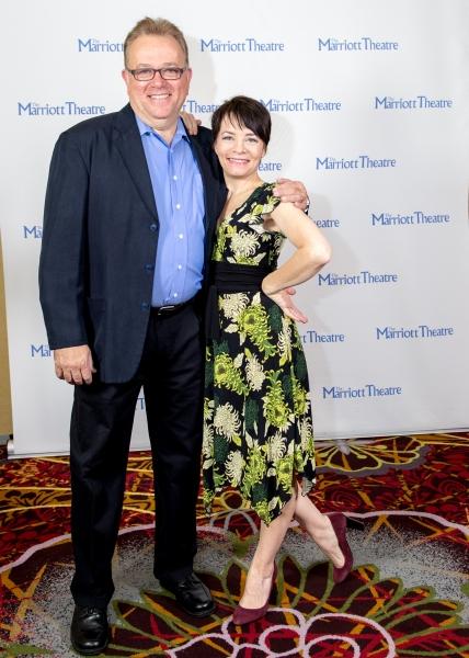 Neil Friedman and Susan Moniz