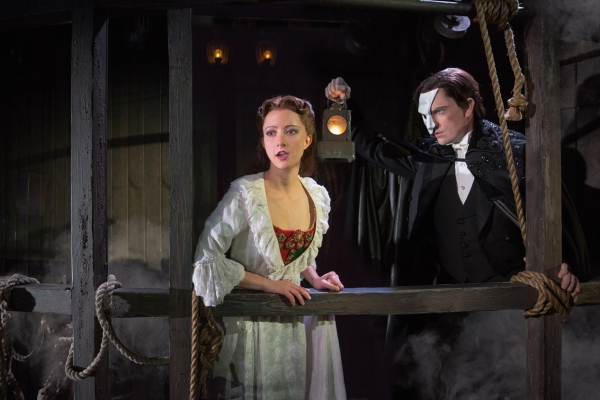 Photo Flash: Sneak Peek - THE PHANTOM OF THE OPERA Travels to Miami This Spring