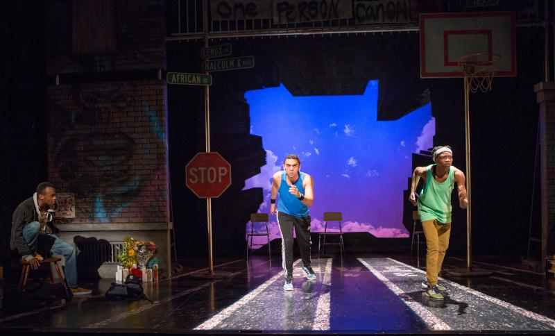 BWW Review: DARIUS & TWIG Sprints to the Finish Line