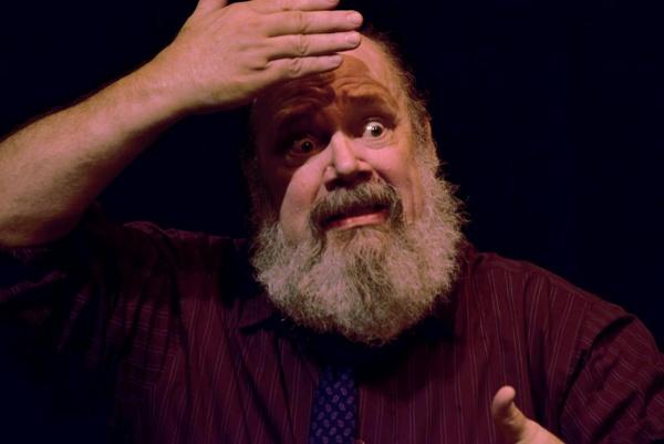John Ahlin as Gus in a scene from ChipandGus