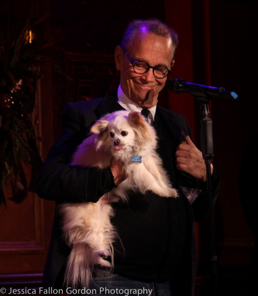 Photo Coverage: Joel Grey, Sutton Foster, Andrea McArdle & More Sing with Their Pups in BEST IN SHOWS