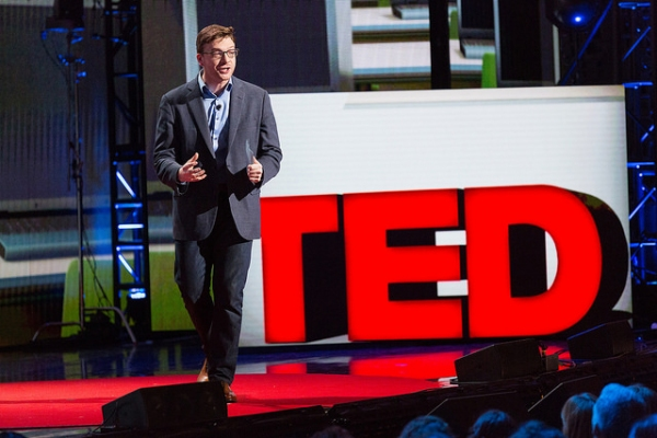 Photo Flash: TED TALKS LIVE Launches Six-Night Event at Town Hall