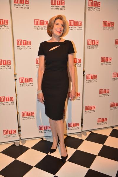 Photo Coverage: Manhattan Theatre Club Honors Christine Baranski at Fall Benefit!