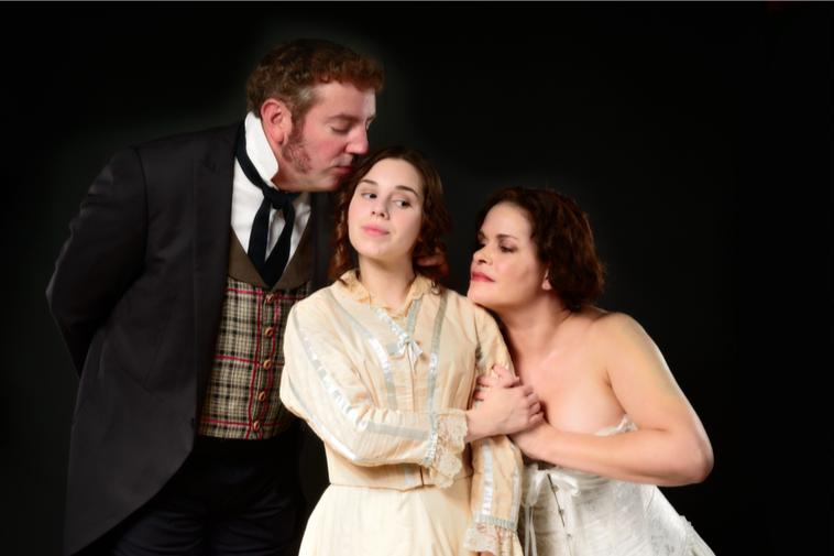 BWW Review: The Annex Theatre's MY DEAR MISS CHANCELLOR Slays with Rapier Wit