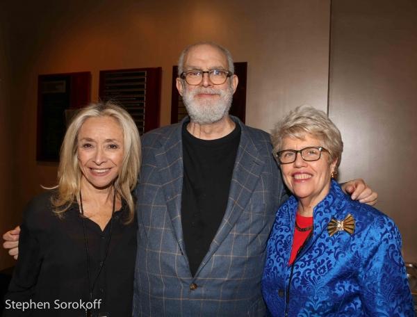 Eda Sorokoff, William Finn, Rosita Sarnoff