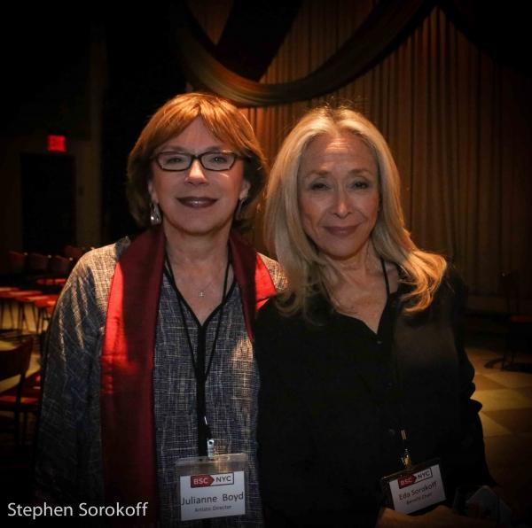 Julianne Boyd & Eda Sorokoff