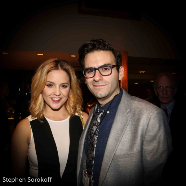 Janet Krupin & Joe Iconis