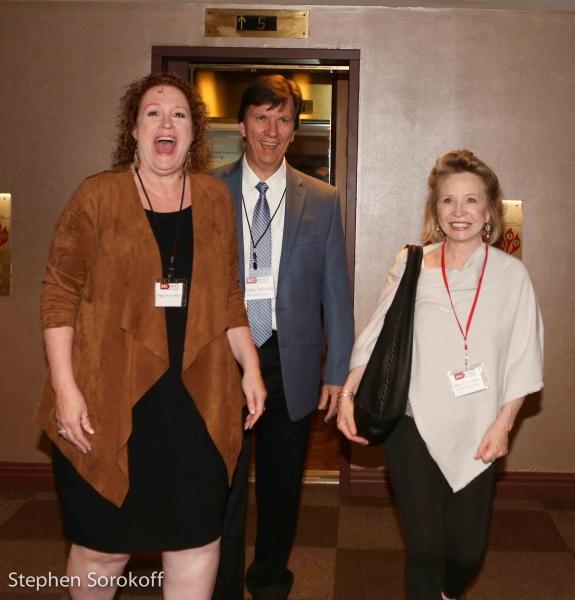 Peggy Farr Wilson, Tristan Wilson, Managing , Debra Jo Rupp