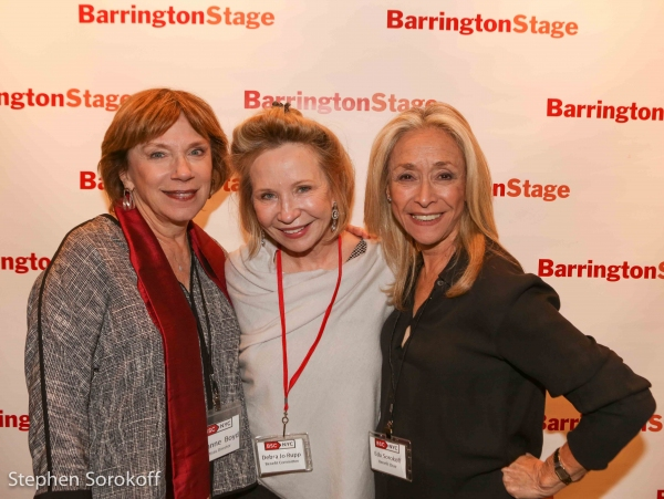 Julianne Boyd, Debra Jo Rupp, Eda Sorokoff, Benefit Chair