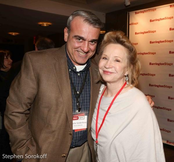 Charlie Siedenburg & Debra Jo Rupp