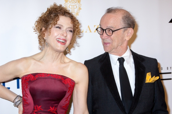 Photo Coverage: Everything's Coming Up Bernie! The Drama League Honors Bernadette Peters