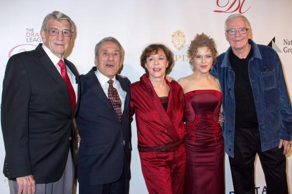 Steve Elmore, Joseph R. Sicari, Sally Stark, Bernadette Peters, David Christmas