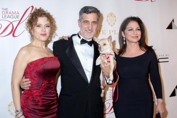 Bernadette Peters, Bill Berloni, Gloria Estefan