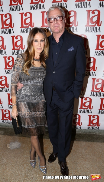 Sarah Jessica Parker and Scott Wittman