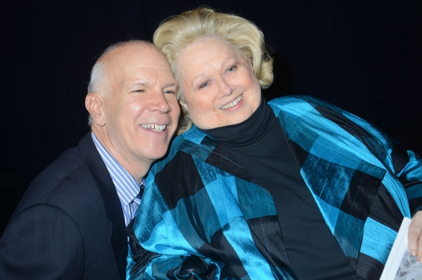 David Zippel and Barbara Cook