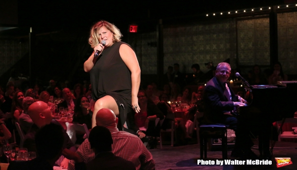Marc Shaiman and Bridget Everett