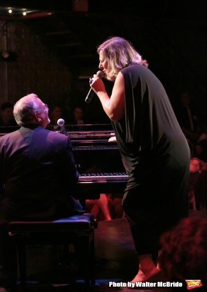 Marc Shaiman and Bridget Everett