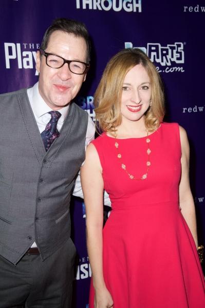 French Stewart, Vanessa Claire Stewart Photo