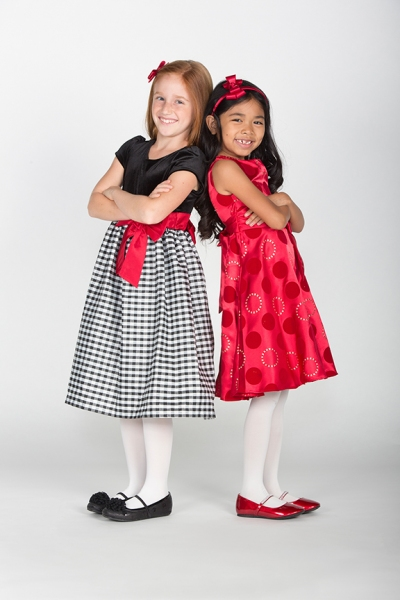 Taylor Coleman and Mikee Castillo star as Cindy-Lou Who